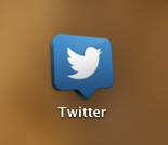 ツイッターアプリ